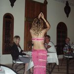 6. Birthday Belly Dancer