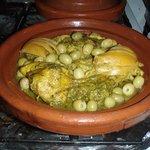 12. Dinner Chicken Tagine