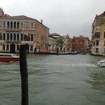Suite Pisani rainy morning view