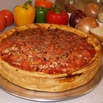 Tortugas Chicago Stuffed Pizza
