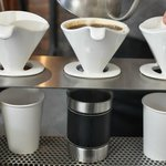 If espresso's not your thing, there's also a brew bar