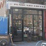 Foto de Pushcart Coffee
