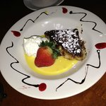 Five Bar - Bread Pudding - AMAZING!