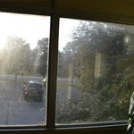 A window wash should come quickly rather than later.