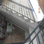 annex stairway