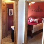 Condo unit 11B guest bedroom