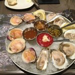 Legal C Duxbury Merry Osyter & Cherrystone Clams
