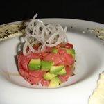 Ahi Tuna and Avocado Tartar