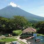 Stunning volcanoe views