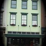 Old Drugstore on Main Street
