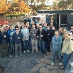 RAAF crew farewell gathering 2012