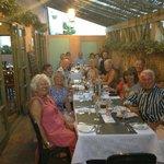 Having a family & friends dinner