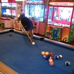 Pool Table Match