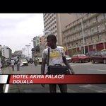 Akwa palace down street.