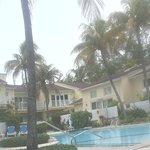 pool on far side