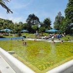 Thermal Iodine Brine Pool - No Kids Allowed