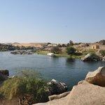Scenery, Nubian Restaurant, May 2013