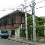 The house as viewed from Calle Lopez Jaena