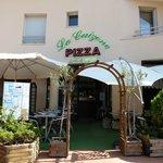 ภาพถ่ายของ Pizza la Calzone