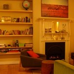 The common living room.