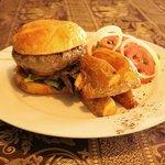 200gr homemade beef burger