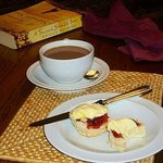Your welcoming Cream Tea