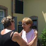 afscheid van de lieve mw. Anna Bracci
