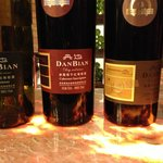 The reserve wines