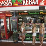 Best kebabs in Cairns !! Awesome pizza..
