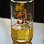 Singha beer at the Star of Siam