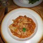 Stracci broad pasta - Excellent new addition