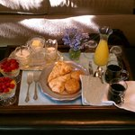 Continental Breakfast (Vegetarian)