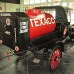 Model T Gas, oil and grease delivery