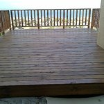 top sundeck from bird and sea 4 ever suite