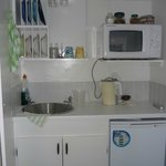 sea 4 ever kitchenette