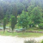 I campi da ping pong