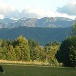 Tararua Mountains (view from living room)