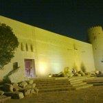 Fron Door & one tower of the Fort