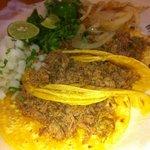 bistek tacos YUM!