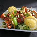 food pitcher