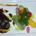 Swiss beef ! wine sauce.. .exquisite