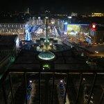 Blick auf den Maidan