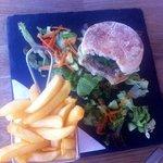 Amazing burger