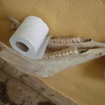 tothy toilet roll holder