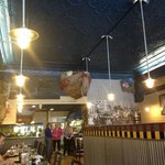 nice decor and atmosphere