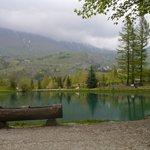 view at Lago Laux