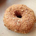 crumb donut