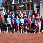 Our running group!