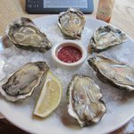 Oysters from jersey, delicious.
