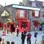The Anchor pub.